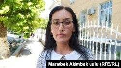 Айпери Туратбек кызы.