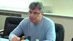 Немцов о цензуре на Эхо Москвы