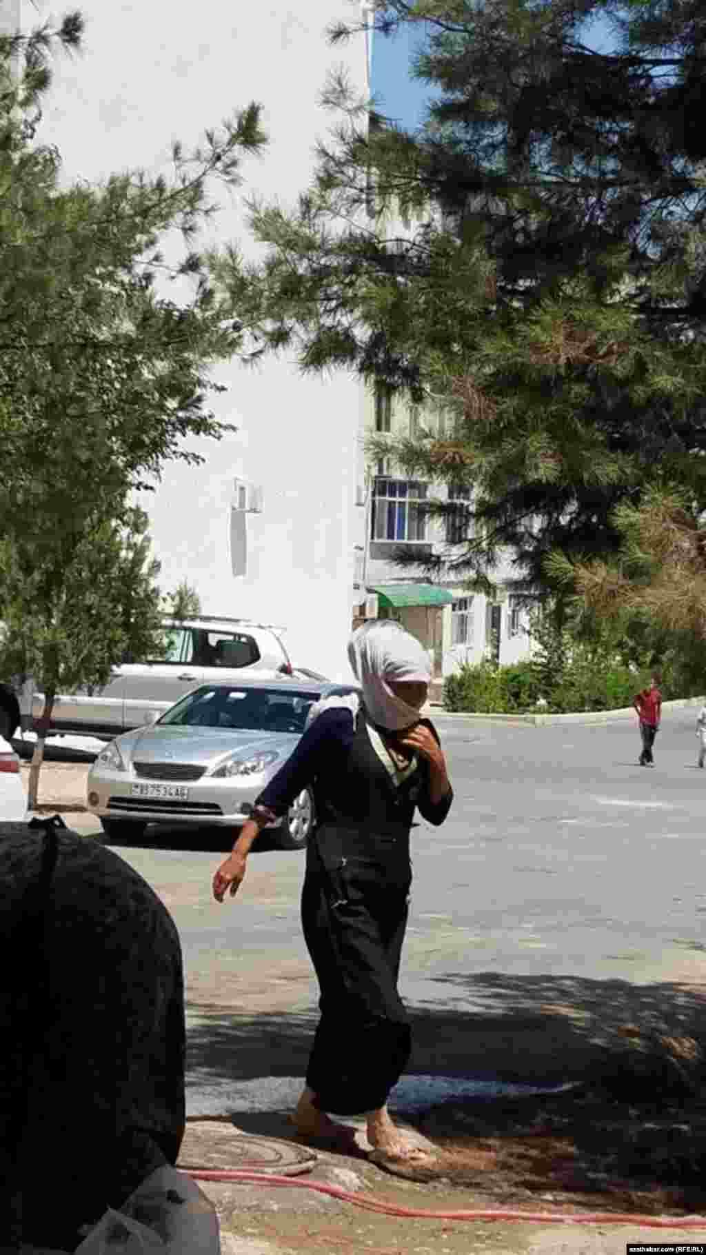 Aşgabat, iýun, 2021