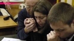 Как суд арестовывал россиянку Анастасию Леонову