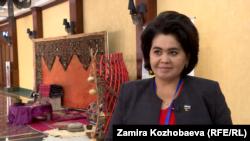 Гавхар Хасанова. Өзбекстандык ишкер.
