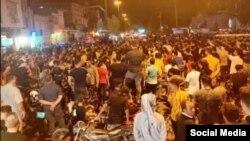 Протести поради недостиг на вода во Кузестан