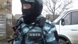 В Крыму проходят обыски у Марлена Мустафаева (видео)