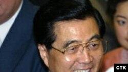 Председатель КНР Ху Цзиньтао считает, что Тайвань дрейфует к независимости