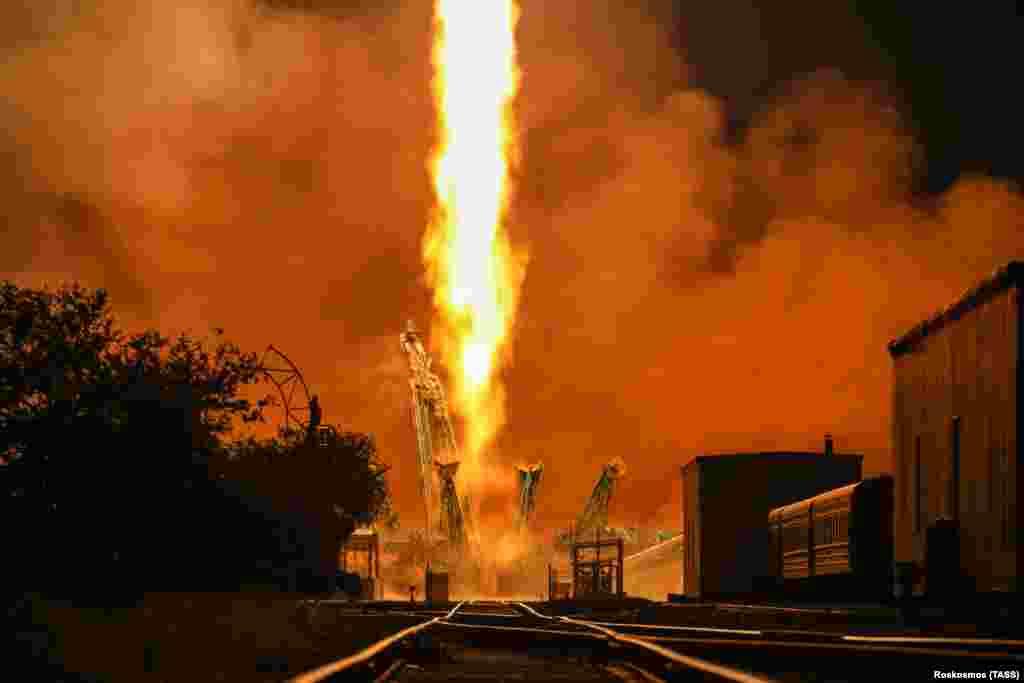 Raketa Soyuz s teretnim brodom Progress MS-17 lansirana je sa kosmodroma Bajkonur 30. juna