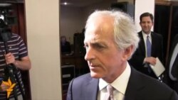 U.S. Senator Corker: West Should 'Push Back' Against Russia In Ukraine