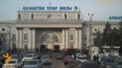 Путешествие из Алматы в Уштобе