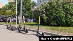 Аренда электросамокатов в Петербурге