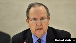 Juan Mendez, the UN's special rapporteur for torture