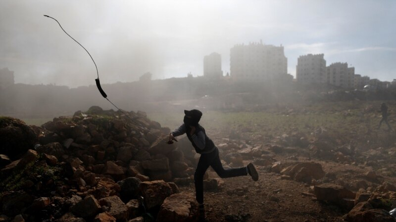 Իսրայելցի ոստիկանները պաղեստինցի զինյալի են ոչնչացրել