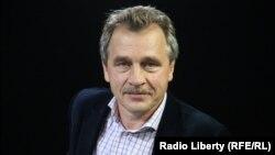 Белорусский оппозиционер Анатолий Лебедько.