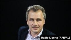 Белорусский оппозиционер Анатолий Лебедько