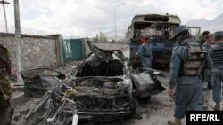 Kabul, 18 maj 2010.