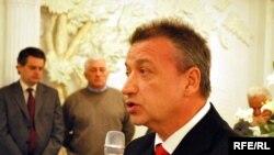 Fostul consilier prezidențial Sergiu Mocanu