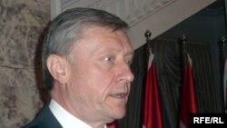 CSTO General Secretary Nikolai Bordyuzha