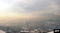 آرشیف، نمای از شهر کابل