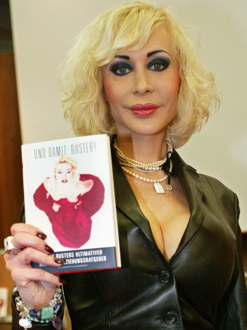 porn queen dolly buster woos arabs iranians