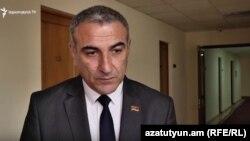 Депутат Айк Геворкян (фракция «Мой шаг»)