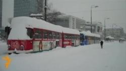 Sarajevo pod snijegom