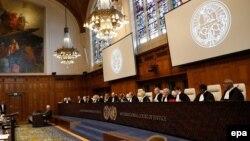 Sudije Međunarodnog suda pravde