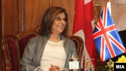 баронесата Франсис Д'Соуза