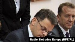 Министерот за финансии Зоран Ставрески