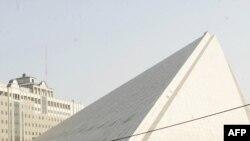 نمایی از مجلس شورای اسلامی در تهران