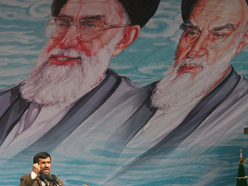 Iran: Dissidents See Dark Legacy Of 'Glorious Revolution'