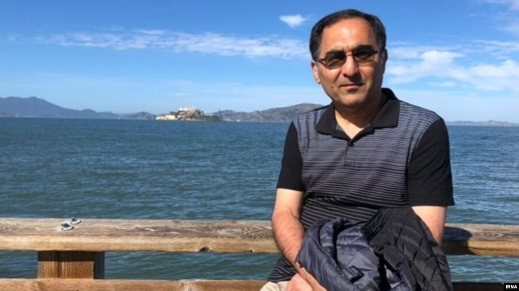 Iranian professor Sirous Asgari, who was acquitted of stealing trade secrets in 2019. FILE PHOTO