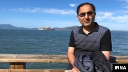 The Iranian professor Sirous Asgari, who was acquitted of stealing trade secrets,
