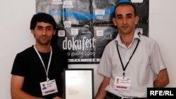 Elməddin Əliyev və Xəyyam Abdullayev