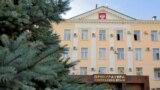 Будівля підконтрольної Росії прокуратури Криму в Сімферополі