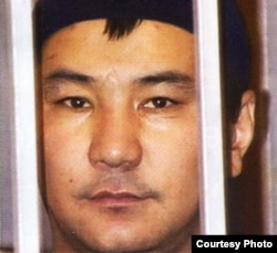 Ерганат Тараншиев, осужденный по «Шаныракскому делу» на 15 лет тюрьмы. Алматы, октябрь 2007 года.