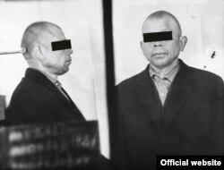 Председатель в 1966 году, снимок из уголовного дела