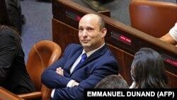 Kryeministri i ri i Izraelit, Naftali Bennett.