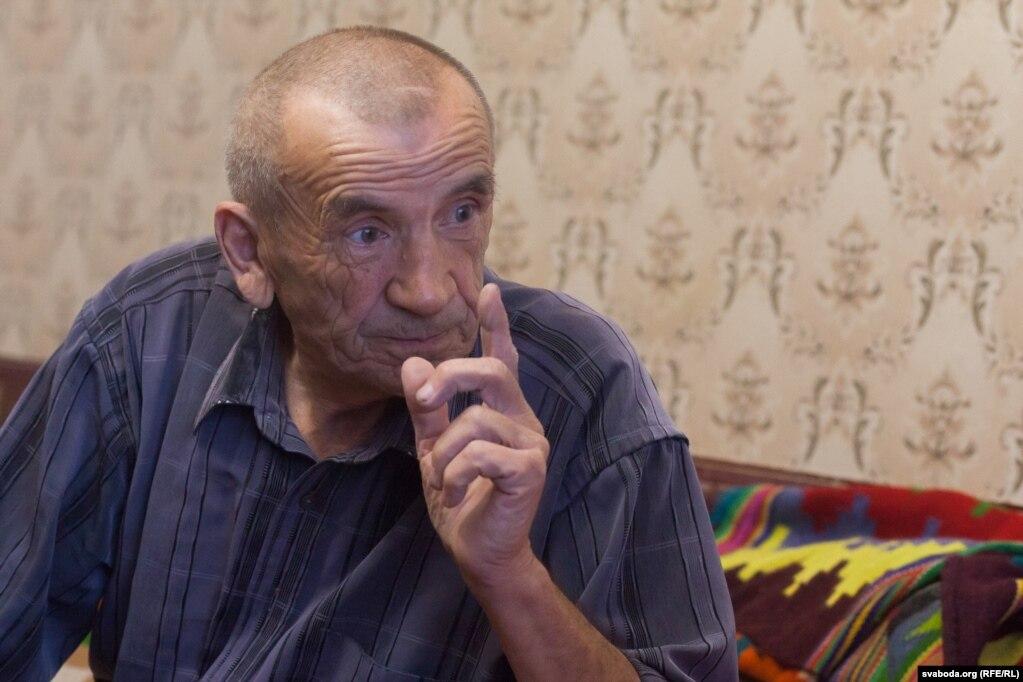 Мікалай Пакутнік расказвае пра міт магілы Віктара Каліноўскага