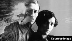 Евгений Ильяшенко с женой Верой Вигдорович.