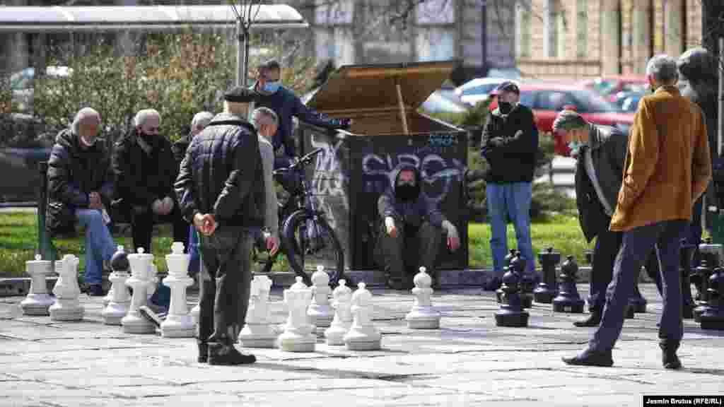 Sarajevo, april 2021.
