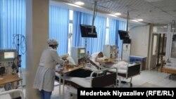 Центр гемодиализа в Оше