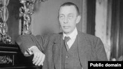 Sergei Rachmaninoff had been granted U.S. citizenship in 1943, just weeks before his death.