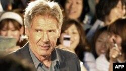 Aktori i njohur amerikan, Harrison Ford