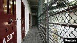 В одному з блоків центру утримання в Гуантанамо, фото 5 березня 2013 року