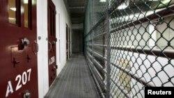 În închisoarea Guantanamo Bay