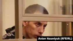 Руслан Зейтуллаев, житель Севастополя, обвиняемый в создании ячейки «Хизб ут-Тахрир».