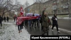 Barnaulda Rusiya Yürüşü