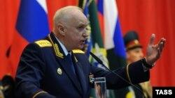 Александр Бастрыкин (архивное фото)