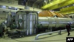 نیروگاه هستهای بوشهر ایران