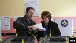 Glasanje u Mitrovici uz velike mere bezbednosti