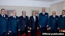 Լուսանկարը՝ Հայաստանի պաշտպանության նախարարության լրատվականի։