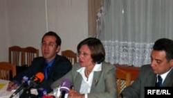 ABŞ səfiri Enn Ders Naxçıvan Muxtar Respublikasına noyabrın 7-də gedib